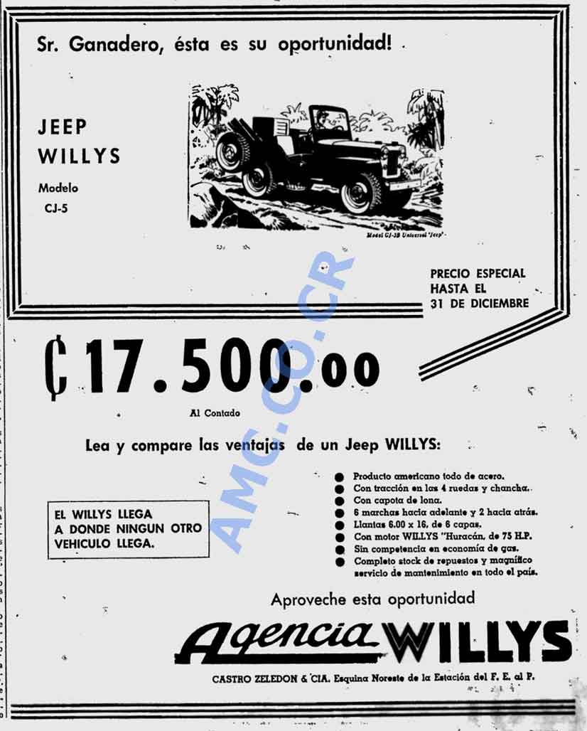 sports shoes 3acf7 9b052 1957 Willys Jeep CJ5 special