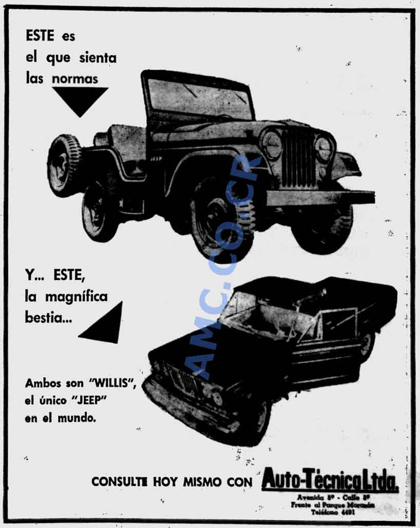 size 40 8fead d14c4 1964 Willys Jeep and Pickup ad